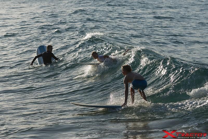 Surfsti in Australia