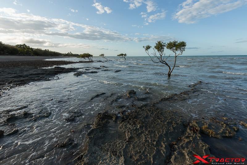 Paesaggio australiano