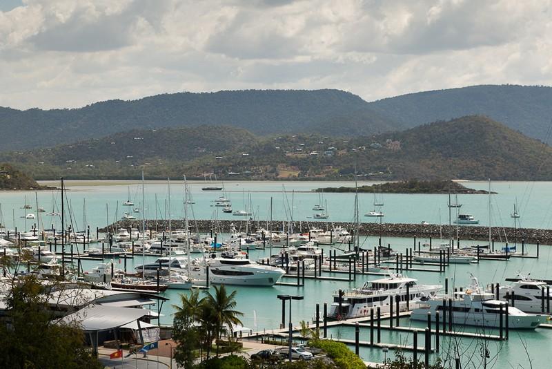 Porto australiano di Bowen