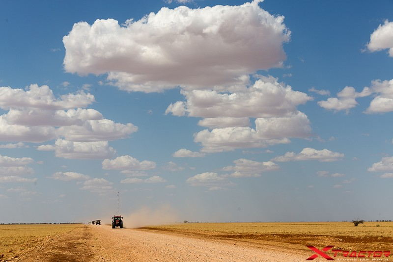 Trattori on the road