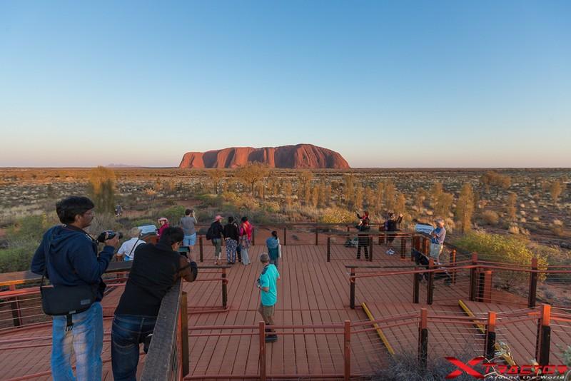 Escursione turistica Australia