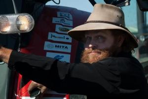 Australian driver