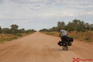 Ragazzo in bicicletta