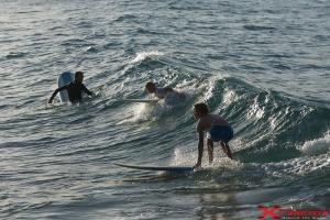 Australian surfers